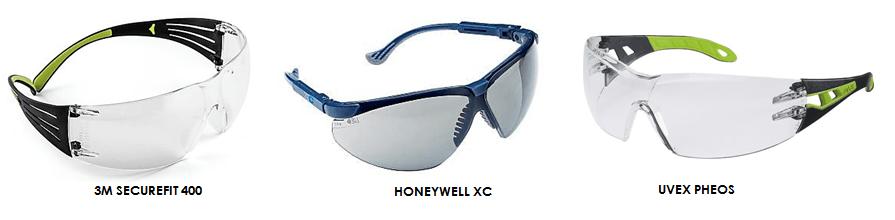 Gafas de protecci n de montura universal 3m gama est ndar - Gafas de proteccion ...