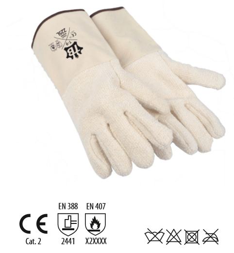guantes proteccion termica