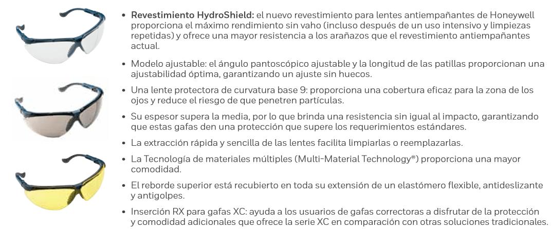 xc con hydroshield