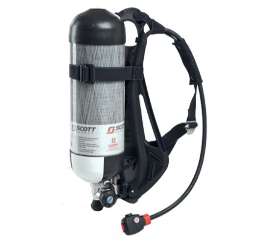 equipo de respiración autónomo