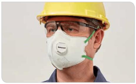 máscara desechable