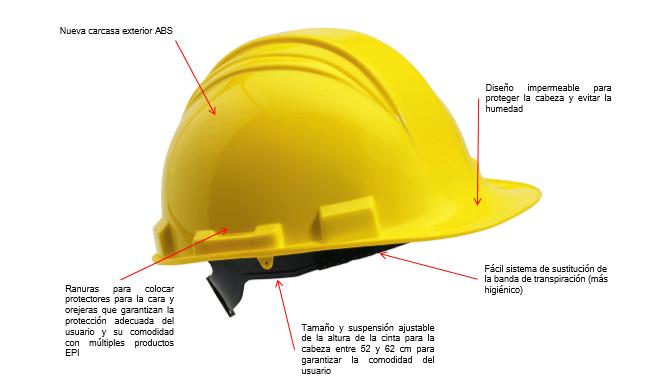 casco diseño multiusos