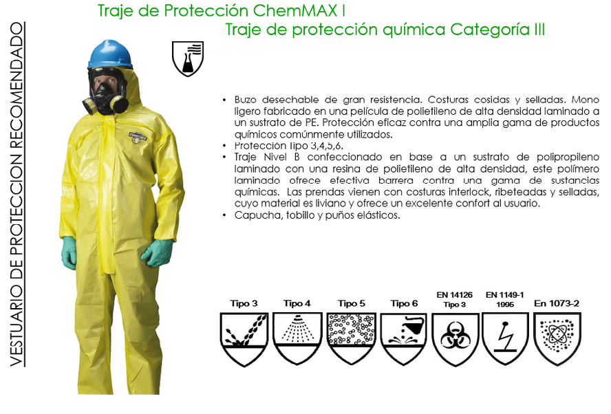 traje proteccion ebola