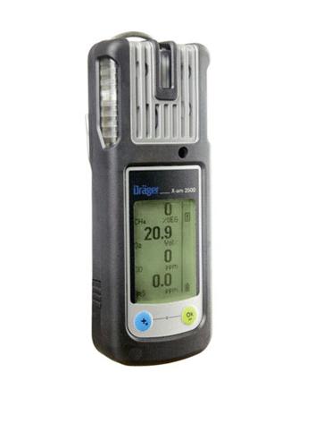 detector de gases dräguer