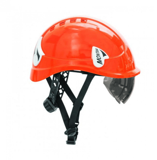 casco proteccion en altura