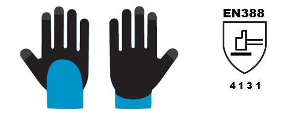 en388 guantes