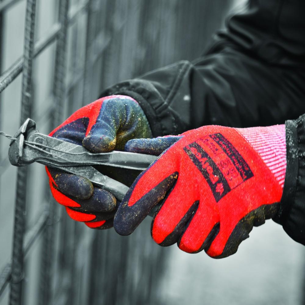 guantes proteccion polyco