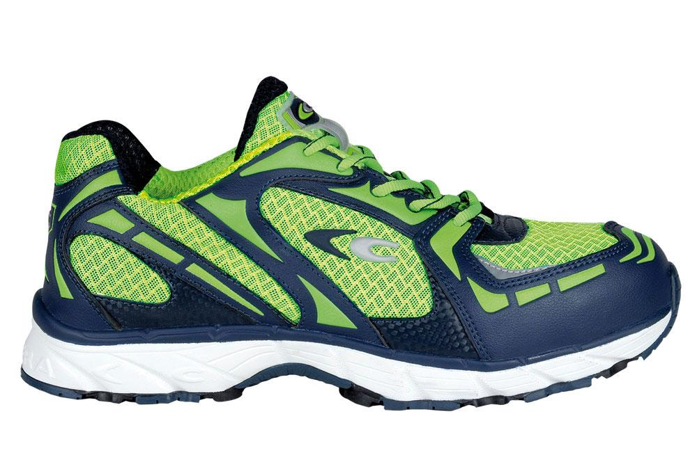 calzado NEW MATRIX LIME S1P SRC