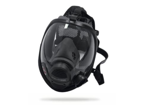 máscara de presión equipos respiración