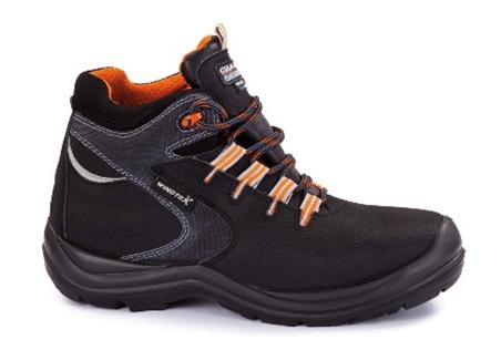 zapato resistente a la abrasión