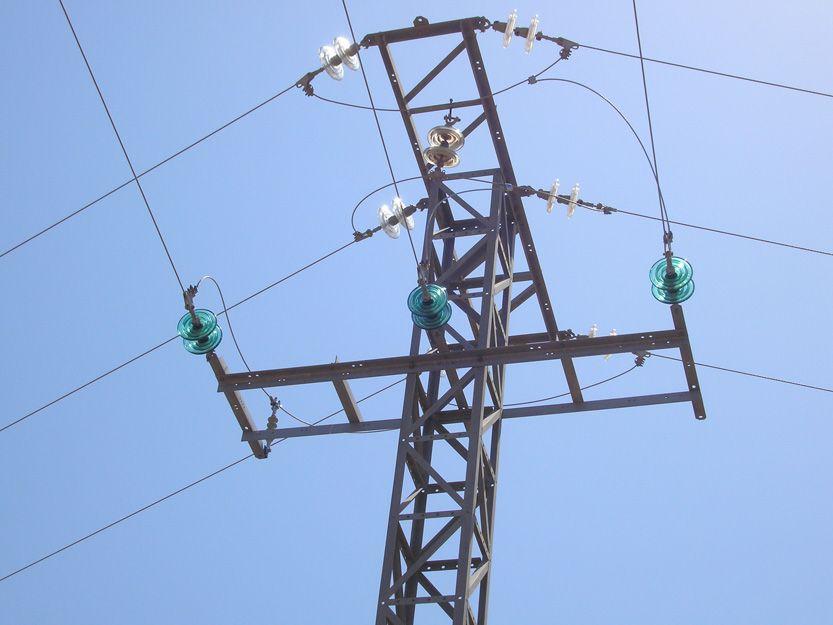 arnés riesgo eléctrico