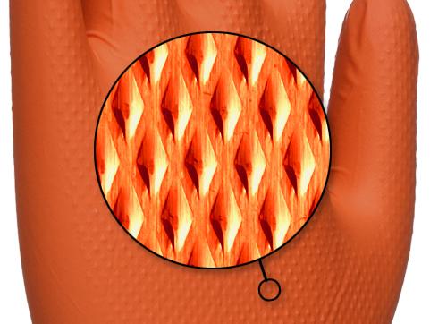 Tecnonogía Crystal Grip