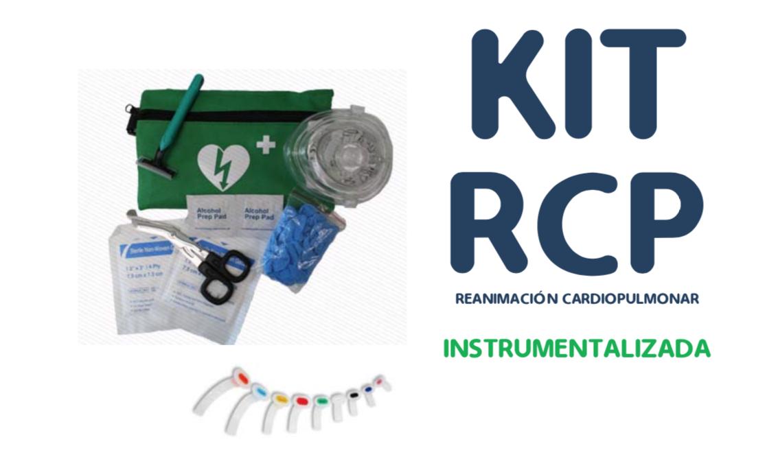 kit rcp cardiopulmonar