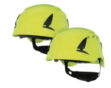 cascos de protección 3m