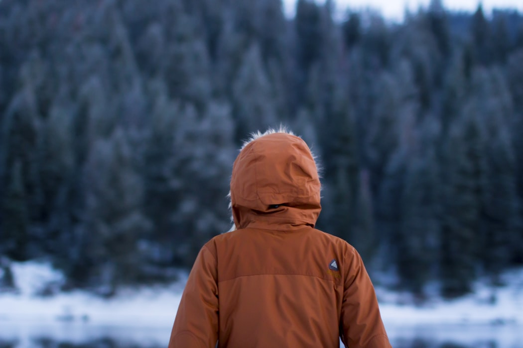 chaqueta de invierno araflame