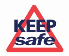 protección guantes keep safe
