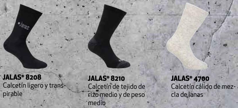 calcetín jalas