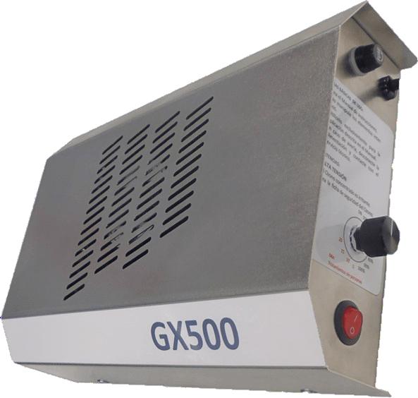 generador ozono covid