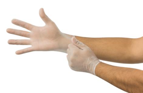 guante desechable 34-755