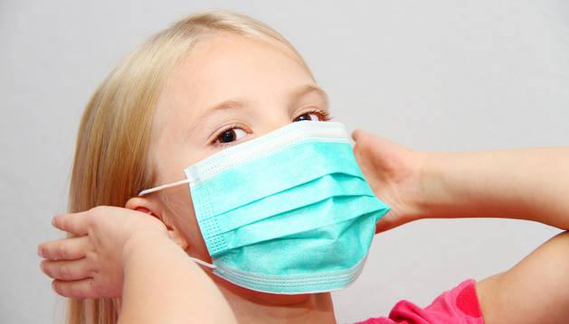 mascarillas higiénicas niños