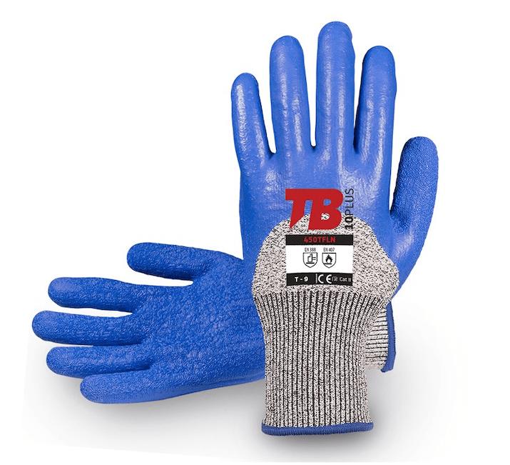 guante corte 450 tfln