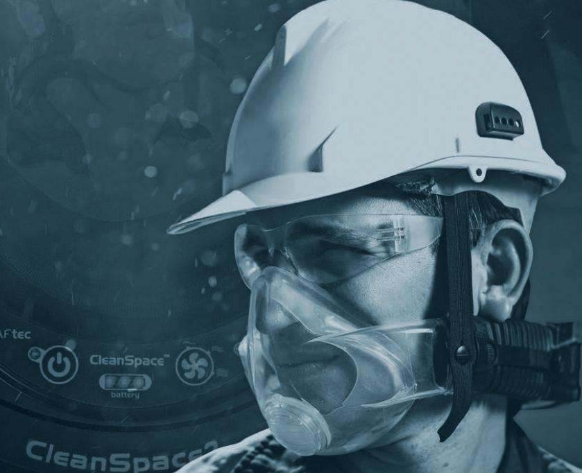 protección respiratoria cleanspace