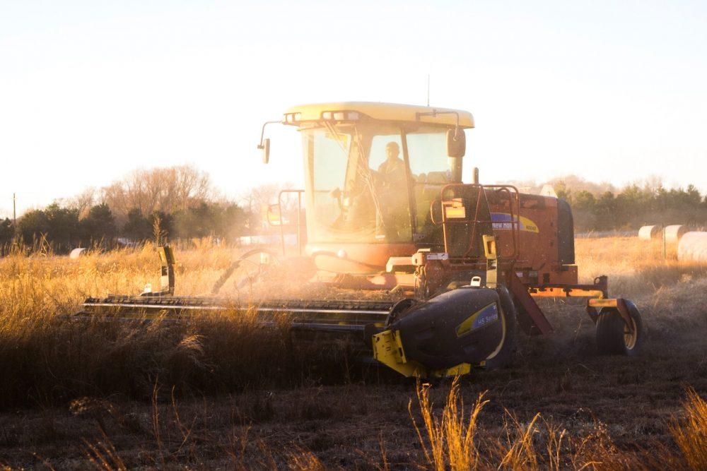 mascarilla agricultura
