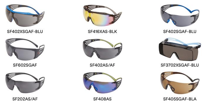 gafas de sol 3m securefit