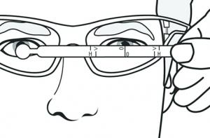 tipo de gafa